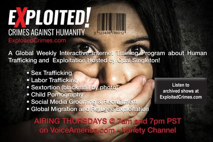 EXPLOITED - Crimes Against Humanity