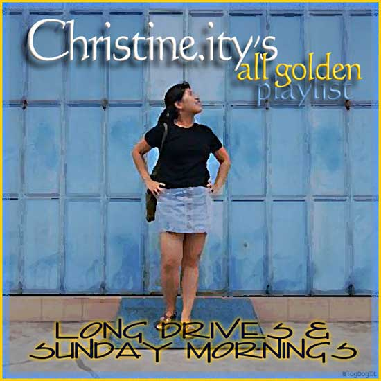 Christine.ity's all golden playlist