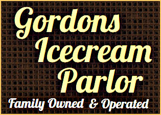 Gordon's Icecream Parlor