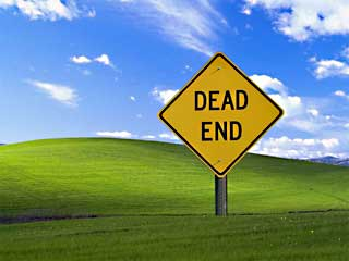End of the road for XP?