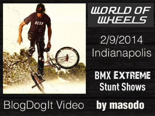 BMX Extreme Stunt Show - The Video