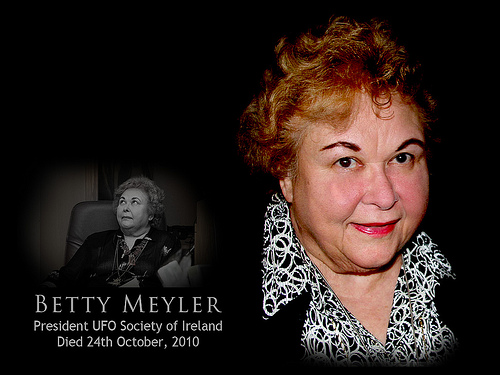 Betty Miller - Rest in Peace.