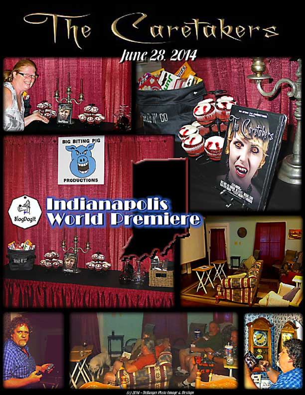 The Caretakers - Indy World Premeire Event