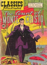 Classics Illustrated -003- The Count Of Monte Cristo