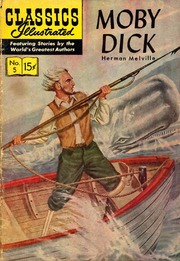 Classics Illustrated -005- Moby Dick