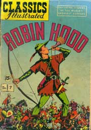 Classics Illustrated -007- Robin Hood