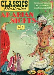 Classics Illustrated -008- Arabian Nights