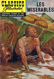 Classics Illustrated -009- Les Mis�rables