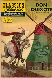 Classics Illustrated -011- Don Quixote