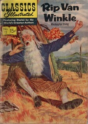 Classics Illustrated -012- Rip Van Winkle