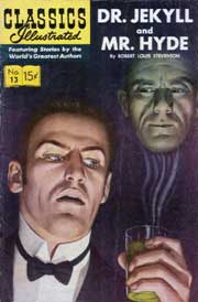 Classics Illustrated -013- Dr Jekyll And Mr Hyde