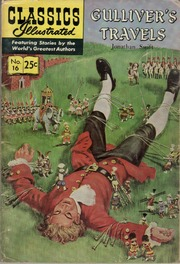 Classics Illustrated -016- Gulliver's Travels
