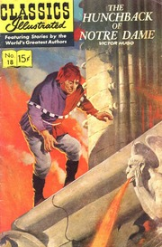 Classics Illustrated -018- The Hunchback Of Notre Dame