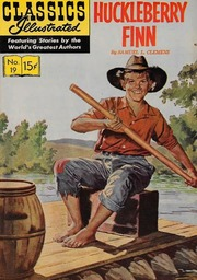 Classics Illustrated -019- Huckleberry Finn