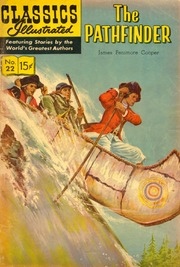 Classics Illustrated -022- The Pathfinder