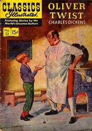 Classics Illustrated -023- Oliver Twist