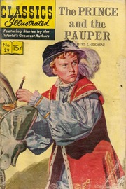 Classics Illustrated -029- The Prince And The Pauper
