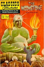 Classics Illustrated -030- The Moonstone