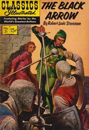 Classics Illustrated -031- The Black Arrow