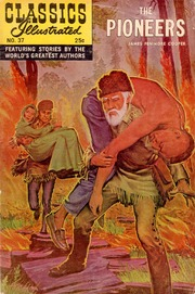 Classics Illustrated -037- The Pioneers