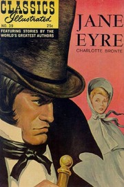 Classics Illustrated -039- Jane Eyre