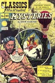 Classics Illustrated -040- Mysteries