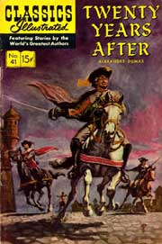 Classics Illustrated -041- Twenty Years After