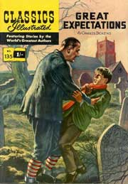 Classics Illustrated -043- Great Expectations