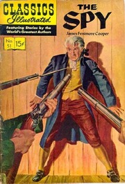 Classics Illustrated -051- The Spy
