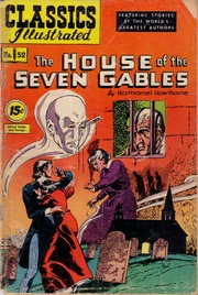Classics Illustrated -052- The House Of The Seven Gables