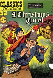 Classics Illustrated -053- A Christmas Carol