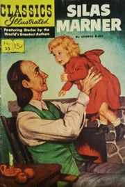 Classics Illustrated -055 Silas Marner