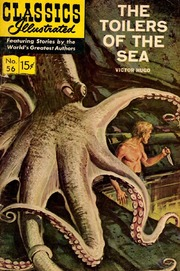 Classics Illustrated -056- The Toilers Of The Sea