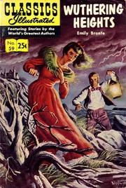 Classics Illustrated -059- Wuthering Heights