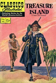 Classics Illustrated -064- Treasure Island