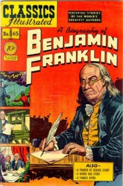 Classics Illustrated -065- Benjamin Franklin