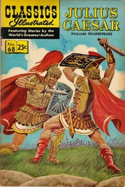 Classics Illustrated -068- Julius Caesar