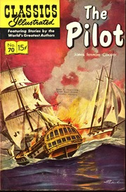 Classics Illustrated -070- The Pilot