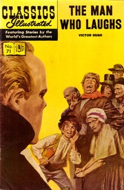 Classics Illustrated -071- The Man Who Laughs
