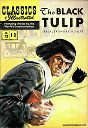 Classics Illustrated -073- The Black Tulip