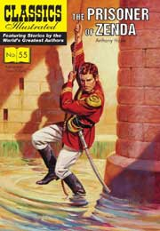 Classics Illustrated -076- The Prisoner Of Zenda