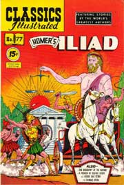 Classics Illustrated -077- Homer's The Iliad