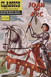 Classics Illustrated -078- Joan Of Arc