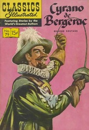Classics Illustrated -079- Cyrano De Bergerac