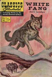 Classics Illustrated -080- White Fang