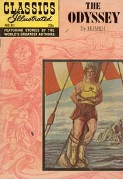 Classics Illustrated -081- The Odyssey