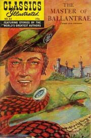 Classics Illustrated -082- The Master Of Ballantrae