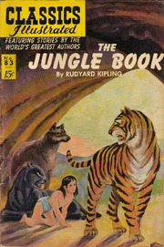 Classics Illustrated -083- The Jungle Book
