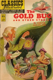 Classics Illustrated -084- The Gold Bug