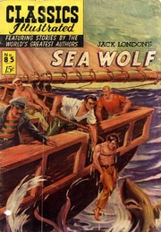 Classics Illustrated -085- The Sea Wolf